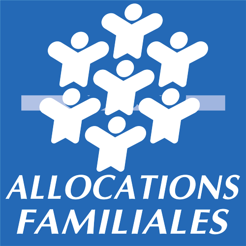 Logo des allocations familiales